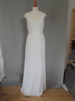 NEU und UNGETRAGEN! Elegantes Brautkleid von Kleemeier Farbe Ivory in Gr. 36-40