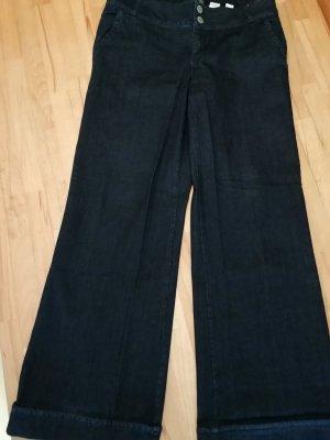 Qiero Jeans marlene viola scuro Tessuto misto