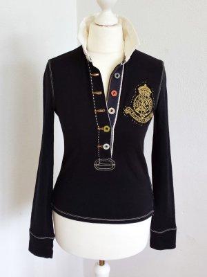 Neu! Ungetragen! RALPH LAUREN POLO JEANS COMPANY Long Shirt Pullover Gr XS