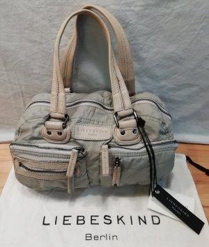 """NEU UNGETRAGEN Tasche Handtasche LIEBESKIND """"Lara Canvas Offwhite"""""""