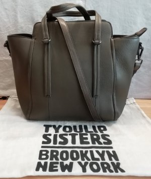 Marc O'Polo Carry Bag anthracite leather