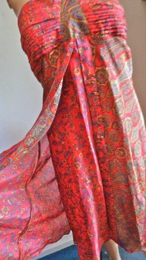 Neu & ungetragen! Zauberhaftes Seiden Kleid Gr. 38/M/40/L