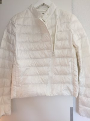 NEU Uniqlo Ultra Light Down Jacke weiß XS