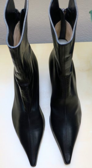 NEU - Unützer Kitten Heel Boots, Gr. 36
