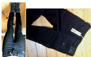 Neu!!! UPV139€ DIESEL STRECHIC Jeans Super Slim W26 black