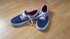 Vans Lace-Up Sneaker grey-dark blue