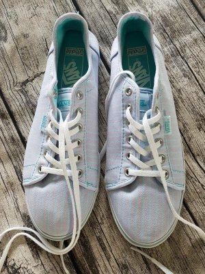 Neu vans stoffschuhe Schuhe Mint Flieder 39