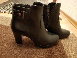 NEU Verkaufe die Stiefel mit Absatz von Tamaris Gr. 40 in schwarz