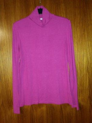 NEU Verkaufe dünnen Rollkragenpullover in pink Gr. L von ORSAY