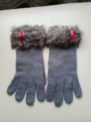 Esprit Gloves dark grey others
