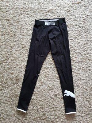 NEU Verkaufe Leggings Gr. 38 in schwarz von PUMA ungetragen
