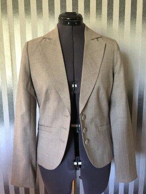 Vero Moda Jersey Blazer azul celeste-marrón grisáceo