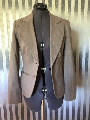 Vero Moda Jersey Blazer beige claro-gris verdoso