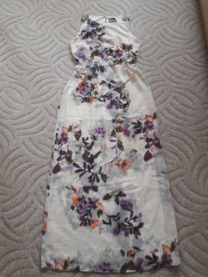 NEU Vero Moda Kleid Party Maxikleid Büro Sommerkleid Gr S 36 Maxi Abendkleid