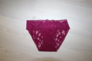 Victoria's Secret Bas rouge framboise