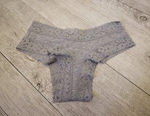 Victoria's Secret Onderbroek grijs