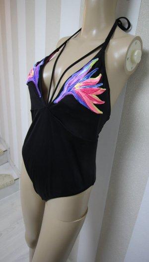 Victoria's Secret Maillot de bain noir-rose