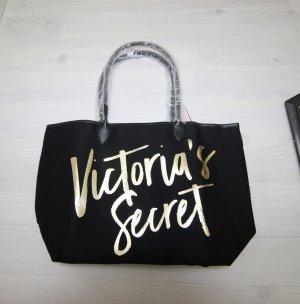 Victoria's Secret Borsa nero-oro