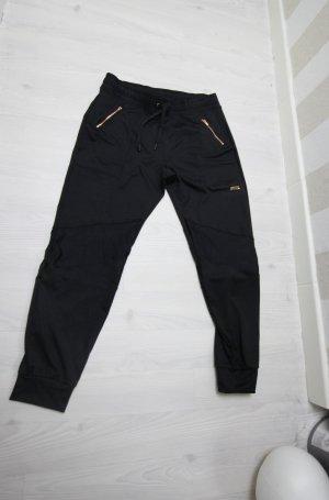 NEU Victoria´s Secret Zipper Sporthose Hose Fitness Gr L