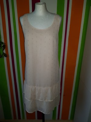 NEU Vila by Vero Moda Kleid Party Minikleid Sommerkleid S (36) casual Büro Rüschen
