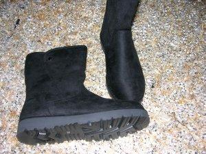 Neu! Voll gefütterte Winter Stiefel von Graceland in Schwarz
