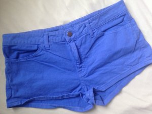 American Apparel Short moulant bleu