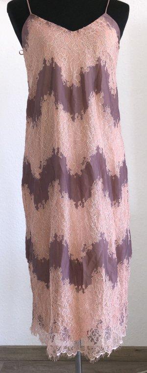Neu, Wadenlanges Kleid von Zara Gr. 36