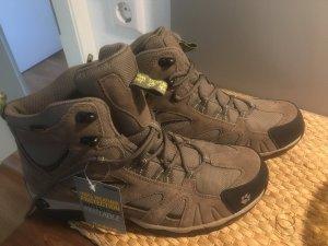 Jack Wolfskin Sneakers bruin