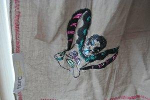 *NEU Ware: Hüftgold - Schal mit Engel Motiv