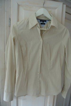 *NEU Ware: Tommy Hilfiger Beige Stretch Bluse Gr. S