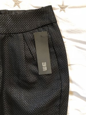 WE Tulip Skirt black-silver-colored