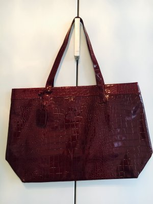 Carry Bag dark red others