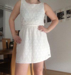 Neu weißes Kleid aus spitze