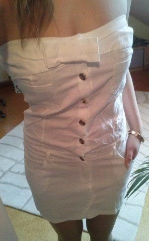 Neu weißes Sommerkleid