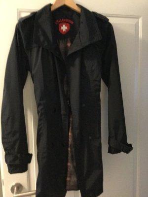 Wellensteyn Trench Coat dark blue