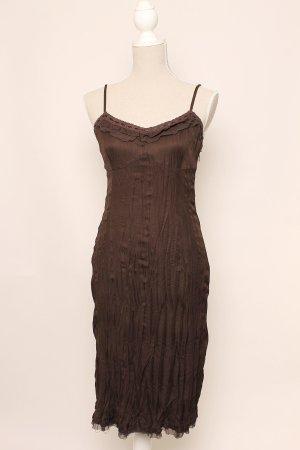 * neu wertig Esprit Kleid Spitze braun 38 medium * Boho wie noa noa