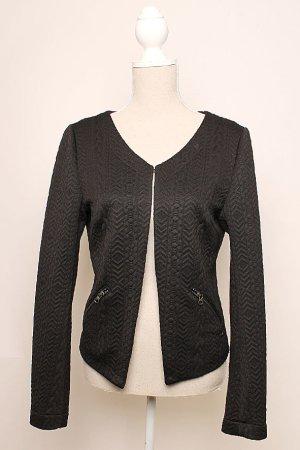 *neu wertig* Tom Tailor Blazer Jacke schwarz 40 large