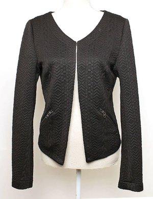 *neu wertig* Tom Tailor Blazer Jacke schwarz 40 large *wie Mango Rich & Royal