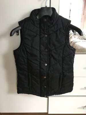 Avanti Quilted Jacket black-silver-colored