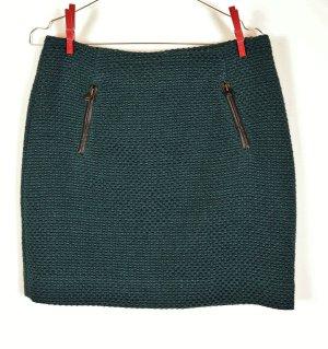 Esprit Jupe en laine multicolore tissu mixte