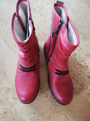 Mustang Shoes Stivaletto rosso