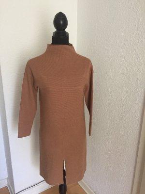 Wollen jurk veelkleurig
