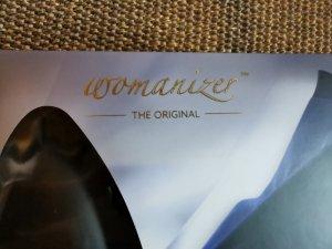 Neu womanizer original Tasche