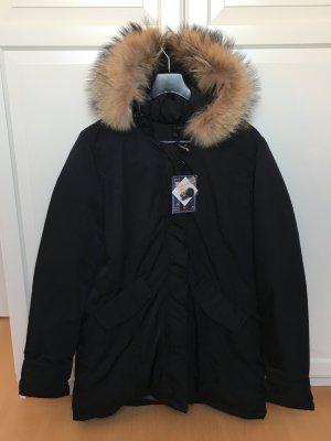 Woolrich Down Jacket black