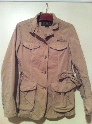 Woolrich Between-Seasons Jacket beige