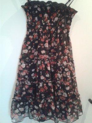 NEU ! wunderschönes Kleidchen von FOREVER aus Californien / Kleid Sommerkleid / mit Volant