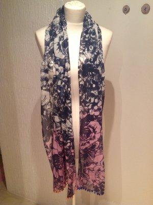 NEU Wunderschönes Tuch / Schal von CHAN LUU mit Farbverlauf