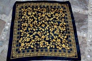 NEU, XL-Kunstseide Tuch, Höchste Qualität! schweres Satin-Tuch