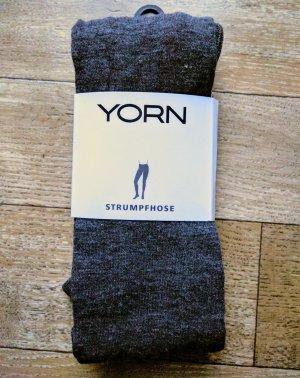 Yorn Scaldamuscoli grigio scuro Cotone