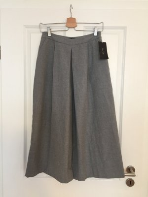 Zara Pantalone culotte multicolore Tessuto misto